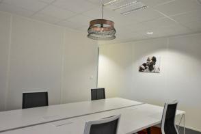 Bureaux nomades en open space